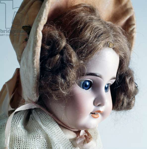 Bisque doll made by Armand Marseille, ca 1894, Germany, 20th century
