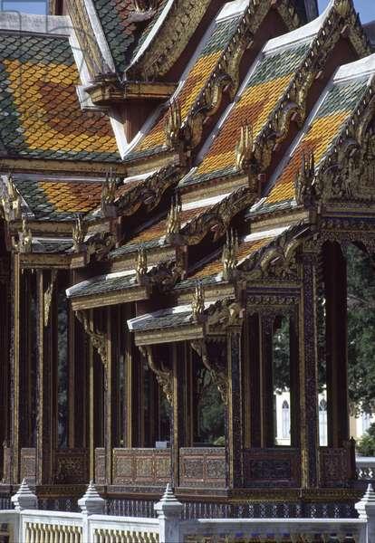 Thailand, Bang Pa In, Summer Palace