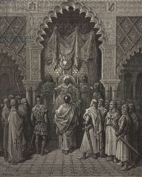 The truce of 1220, Fifth Crusade