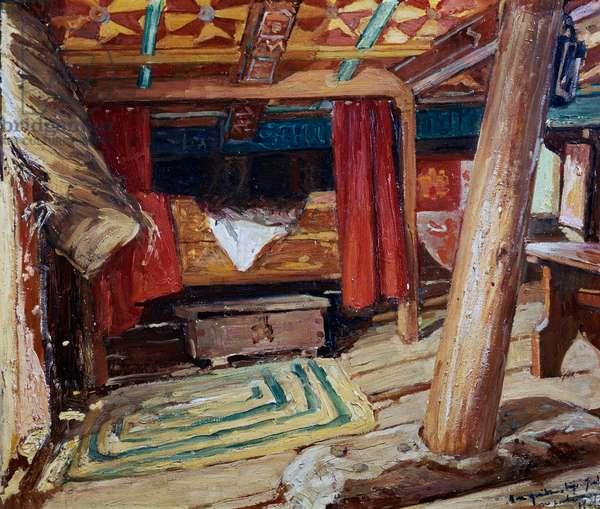 Christopher Columbus' cabin on Santa Maria