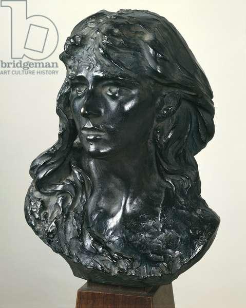 Auguste Rodin, Mignon (Portrait of Rose Beuret)