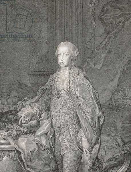 Austria, Vienna, Portrait of Leopold II (1747-1792) grand Duke of Tuscany and Holy Roman Emperor