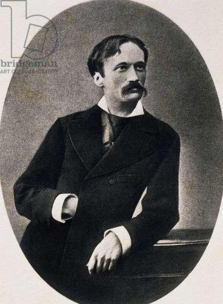 Arrigo Boito (Padua, 1842-Milan, 1918), Italian librettist and composer