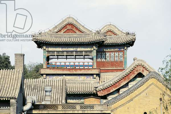 China - Beijing. Imperial Summer Palace (UNESCO World Heritage List, 1998)