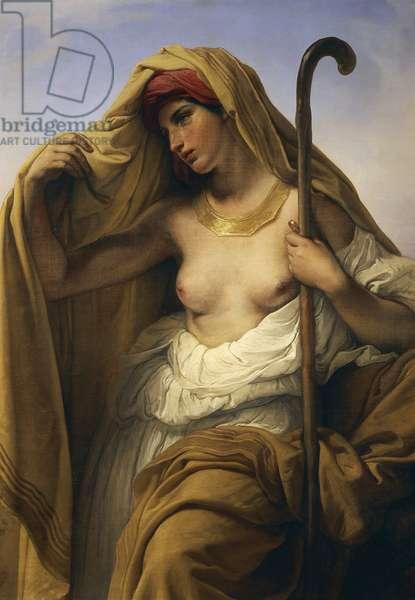 Tamar of Judah, by Francesco Hayez, 1847, oil on canvas