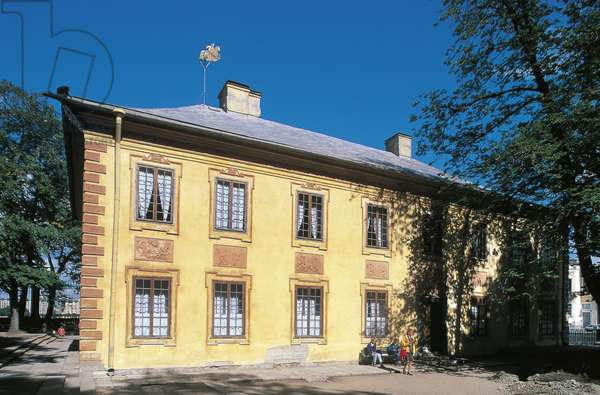 Russia, Saint Petersburg, Historic Centre, Summer Palace, Letniy Dvorets