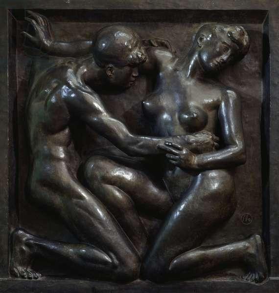 Desire, 1905-1908 (lead high-relief)