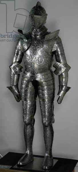 Armor of Henry II of Valois (1519-1559), France, 16th century