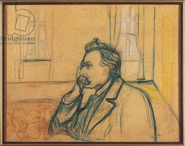 Portrait of Friedrich Nietzsche, 1905