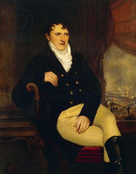 Portrait of Manuel Belgrano (1770-1820), attributed to Joseph Mallord William Turner, Argentina, 18th-19th century