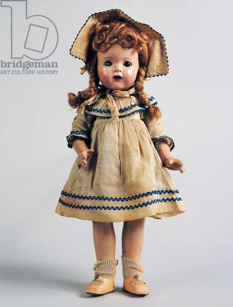 Mc Guffey, Doll made by Madame Alexander, 1920-1930, USA, 20th century
