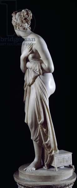 Italian Venus (Venus italica) by Antonio Canova (1757-1822), marble statue, 1812
