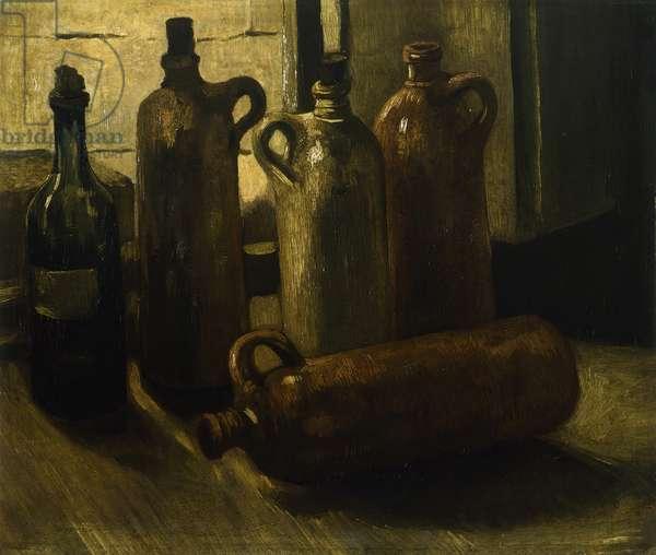 Still life, by Vincent van Gogh (1853-1890)