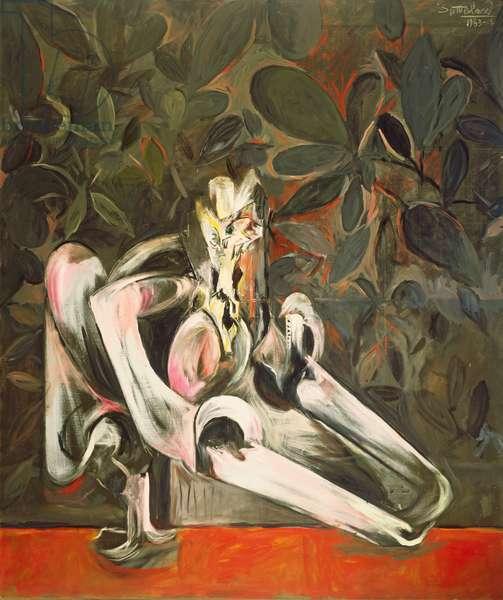 Crouching Figure II, 1963-1964