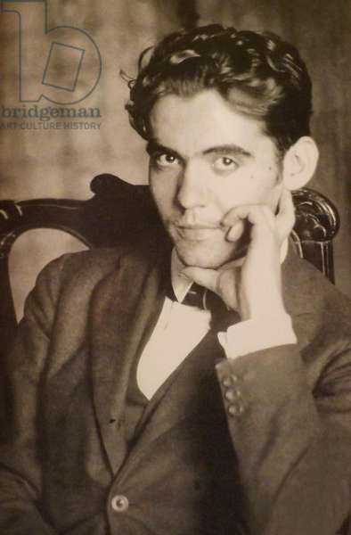 Portrait of Federico García Lorca, c.1919 (photo)