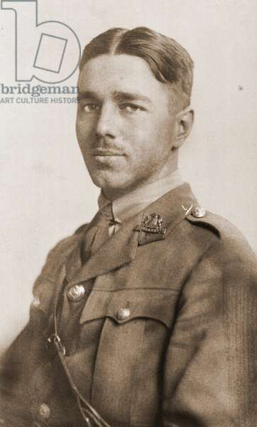 Portrait of Wilfred Owen, c.1916 (photo)