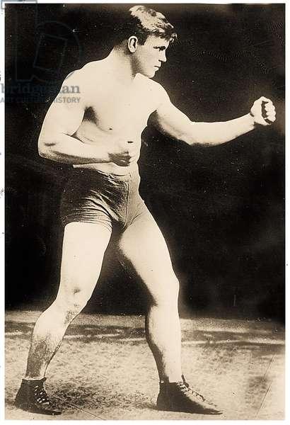 Bob Moha, Middleweight champion. c.1915 (photo)