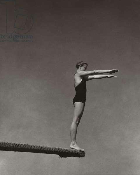 Springboard, 1932 (photo)