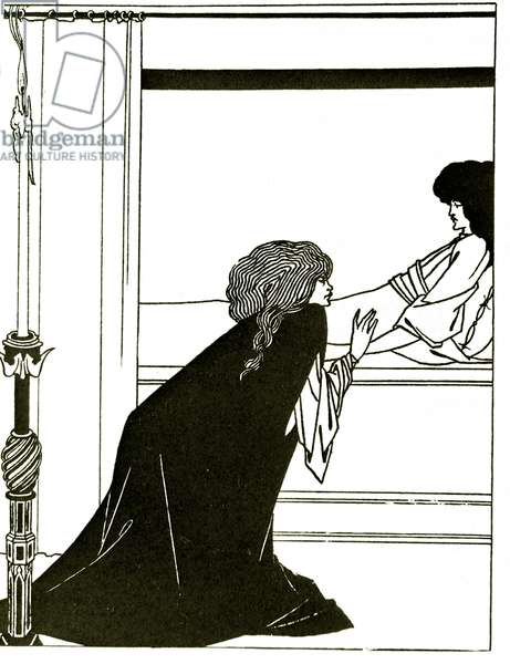 L'amour, c.1894 (litho)