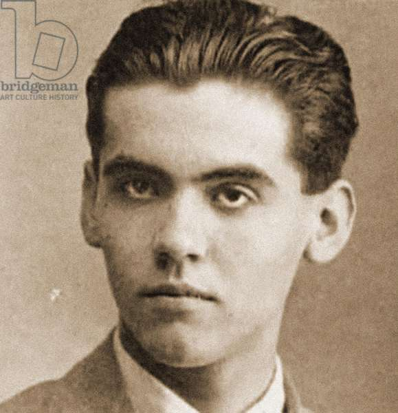Portrait of Federico Garcia Lorca, c.1914 (photo)
