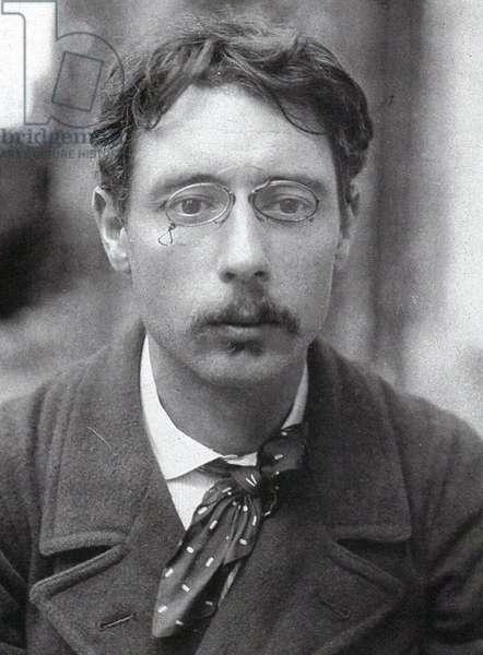 Portrait of Pierre Bonnard, c.1902 (photo)