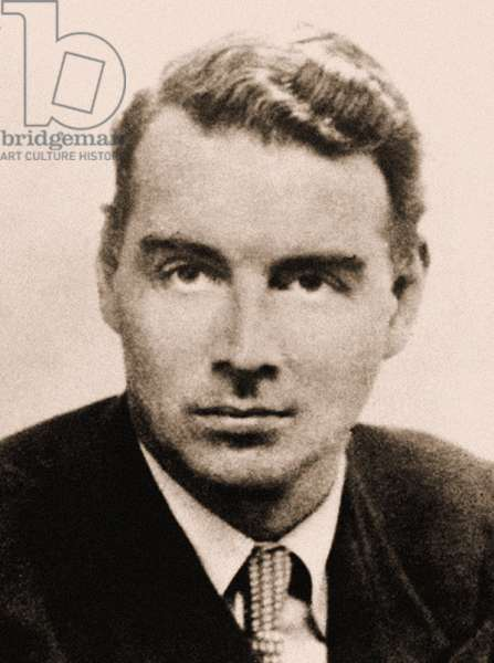 Portrait of Guy Burgess (1911 – 1963) (photo)