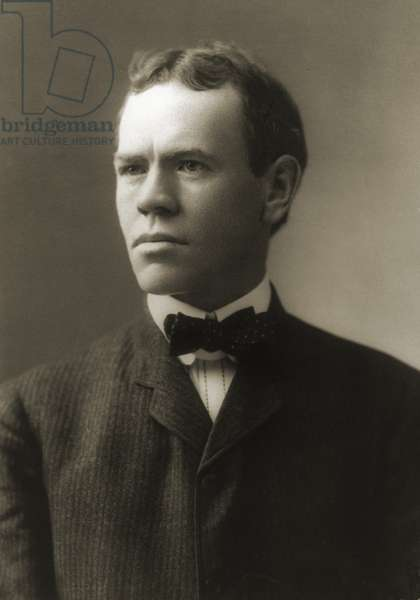 James Brendan Connolly. c.1896 (b/w photo)