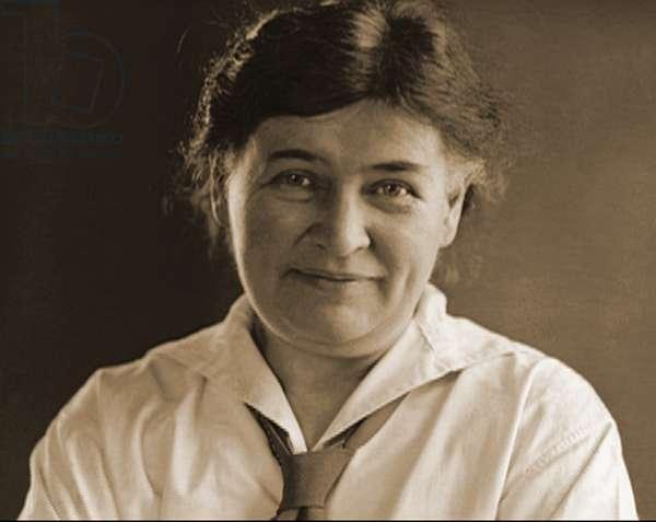 Portrait of Willa Cather, 1926 (photo)