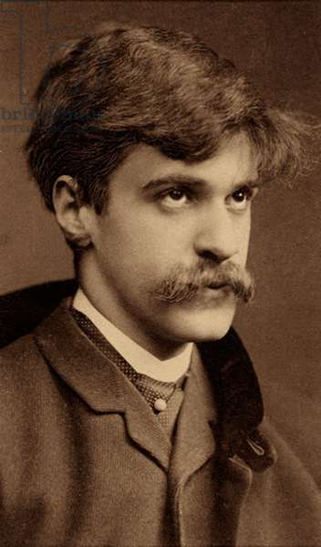 Self portrait of Alfred Stieglitz, 1894 (photo)