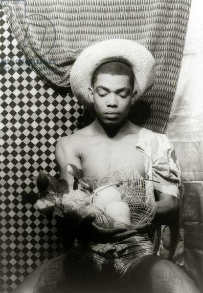 Portrait of Alvin Ailey, 1955 (photo)
