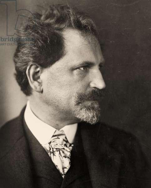 Portrait of Alfons Mucha, 1906 (photo)