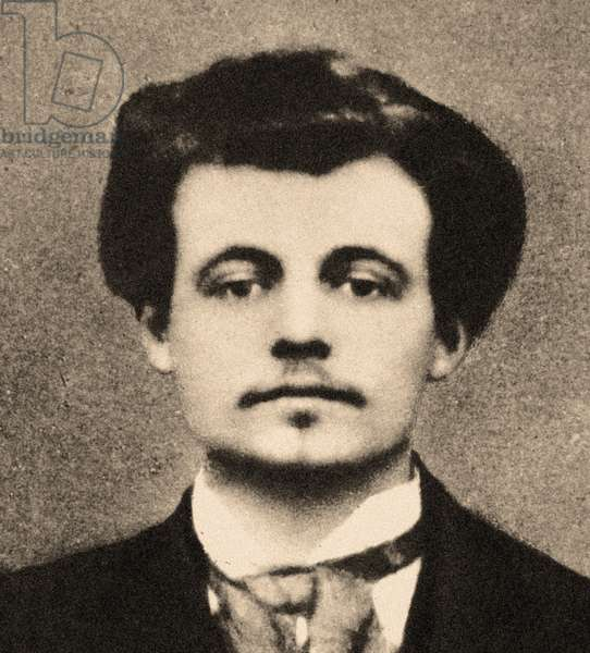 Portrait of Alfred Jarry, c.1896 (photo)