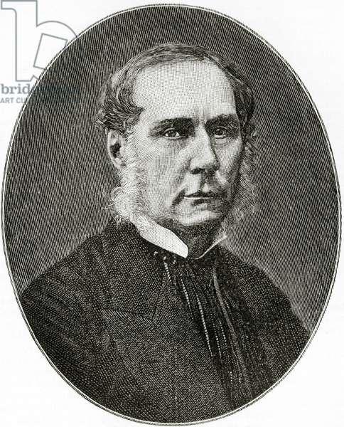 Lord Selborne, 1901 (litho)