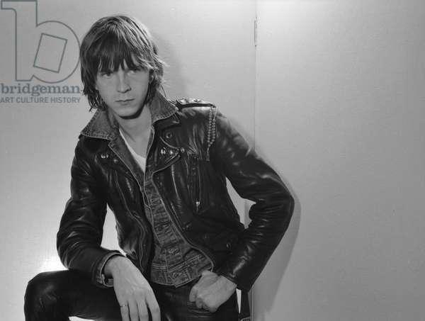 Renaud (b/w photo)