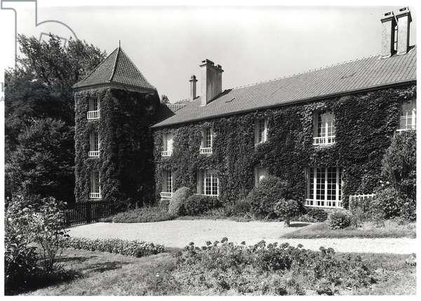 'La Boisserie' property of Charles de Gaulle in Colombey-les-Deux-Eglises, 1991 (photo)
