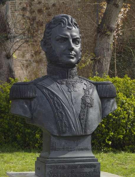 Bernardo O'Higgins, O'Higgins Square, Richmond (photo)