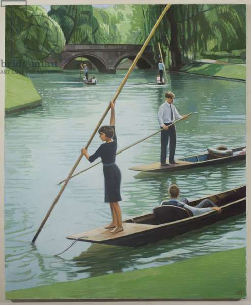 Punting on the Cam, 2010
