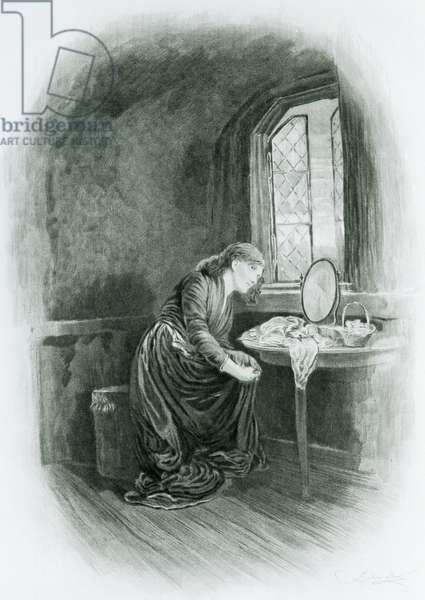 Little Dorrit, 1880 (litho)