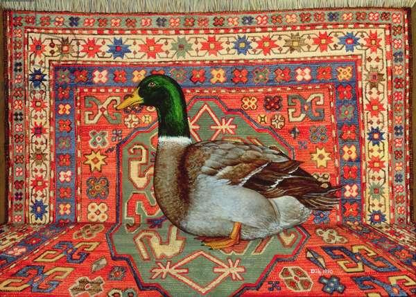 Rouen Carpet-Drake