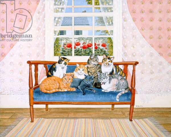 Biedermeier-Cats