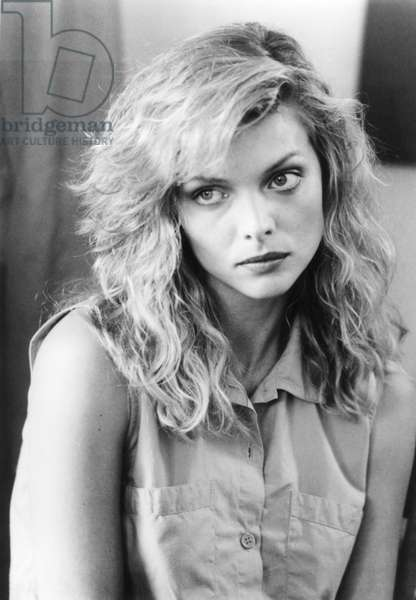 Michelle Pfeiffer, The Witches Of Eastwick 1987 Directed By George Miller