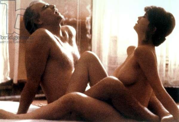 Marlon Brando And Maria Schneider