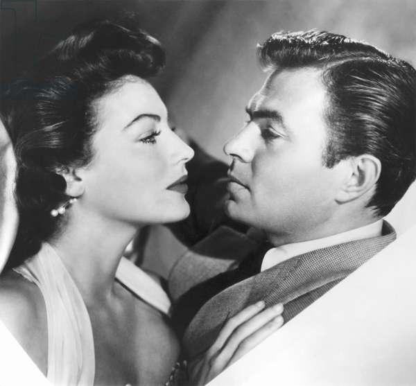Ava Gardner And James Mason