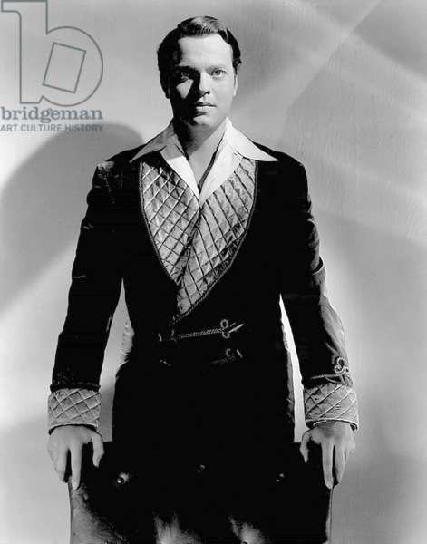 Orson Welles, Citizen Kane 1941 Directed By Orson Welles