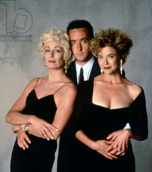 The Grifters - The Scammers 1990 directed by Stephen Frears; Anjelica Huston, John Cusack; Annette Bening