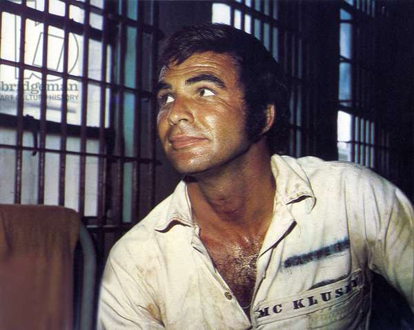 Burt Reynolds, White Lightning 1973 Directed By Joseph Sargent