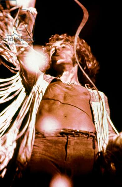 Roger Daltrey - The Who, Woodstock 1970 Directed By Michael Wadleigh