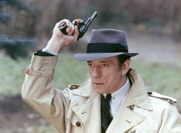 Yves Montand, Le Cercle Rouge 1970 Directed By Jean-Pierre Melville