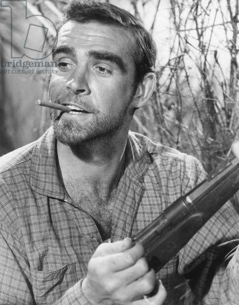 Sean Connery, Tarzan'S Greatest Adventure 1959 Directed By John Guillermin