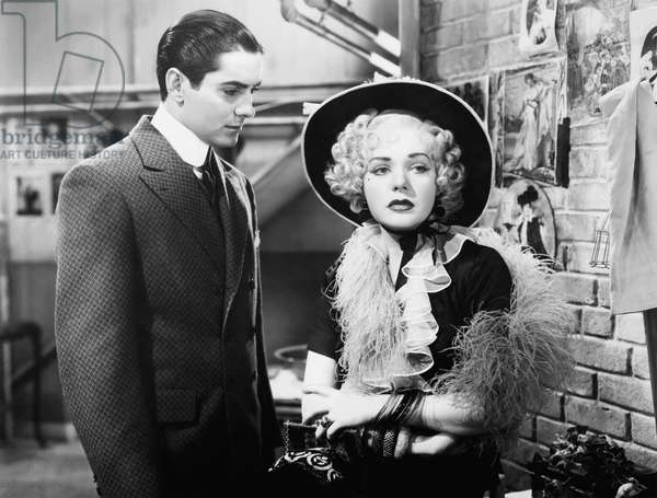 Tyrone Power And Alice Faye, Alexander'S Ragtime Band 1938 Directed By Henry King